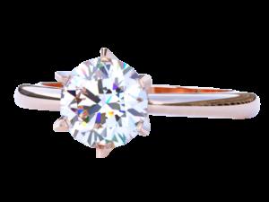 1ctの婚約指輪
